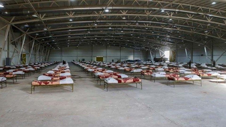 نقاهتگاه ۲۰۰۰ تخت خوابی ارتش در تهران افتتاح شد