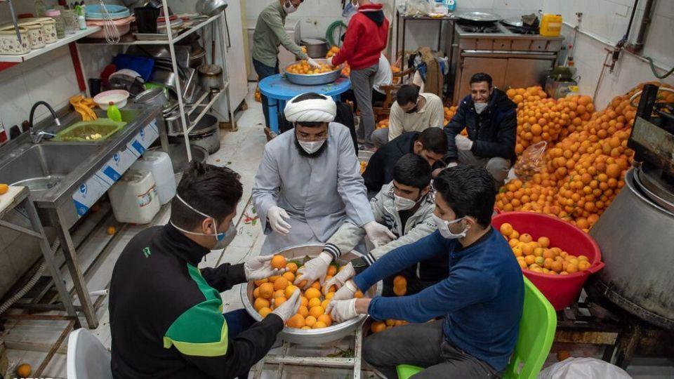 تهیه آبمیوه طبیعی برای بیمارستان ها در شیراز