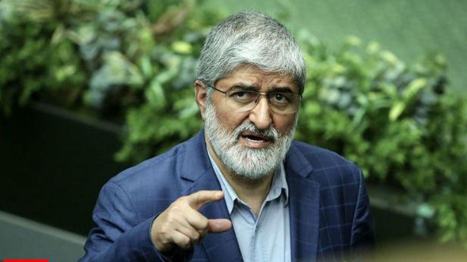 واکنش علی مطهری به ماده مسابقه ندادن با ورزشکاران رژیم صهیونیستی
