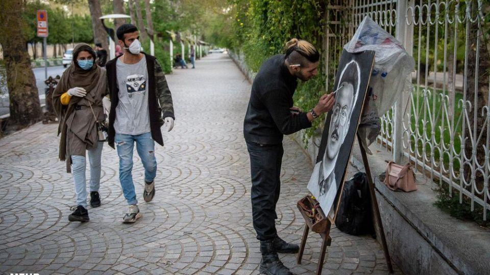بازگشت روزهای بهاری باغ ارم و نارنجستان قوام شیراز