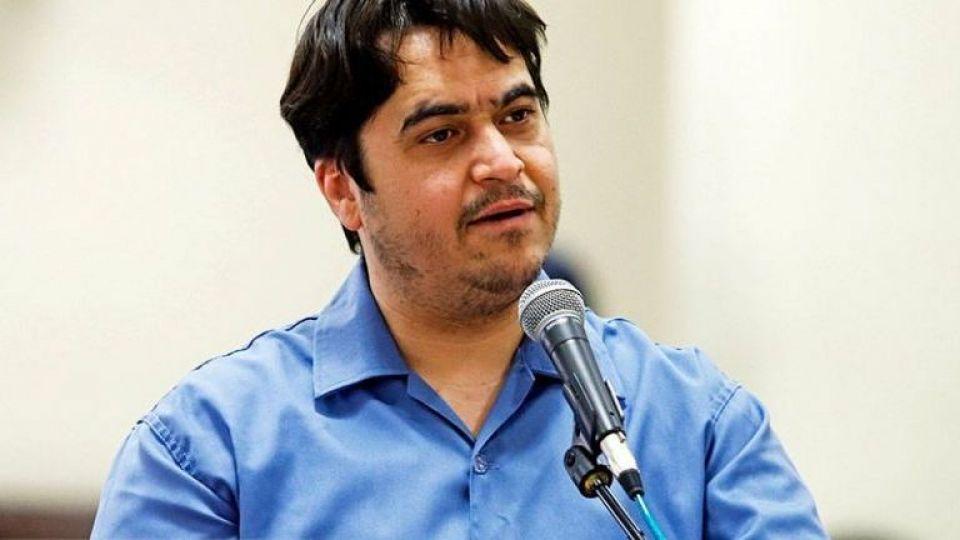 پنجمین جلسه محاکمه «روحالله زم» برگزار شد/ ارتباط زم با هنگامه شهیدی/ پیام به ساغر کسرایی برای حمایت مالی