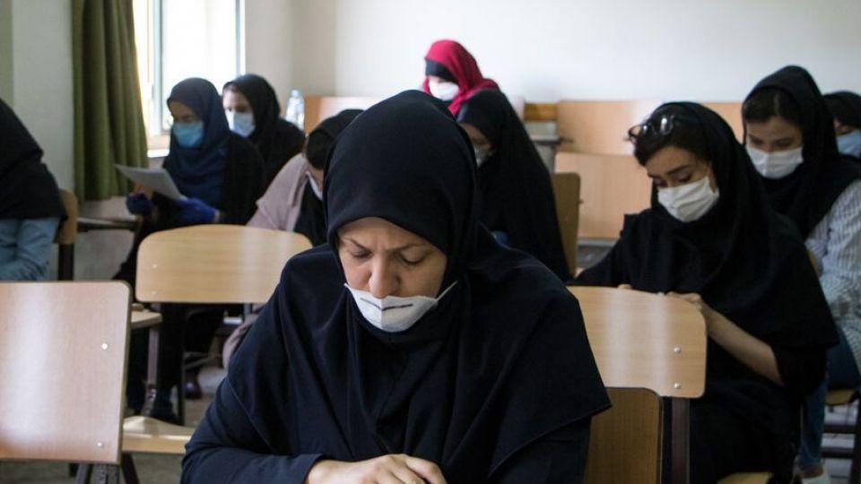 آب پاکی وزارت بهداشت روی دست مخالفان برگزاری کنکور: هیچکدام از آزمونها به تعویق نمیافتند