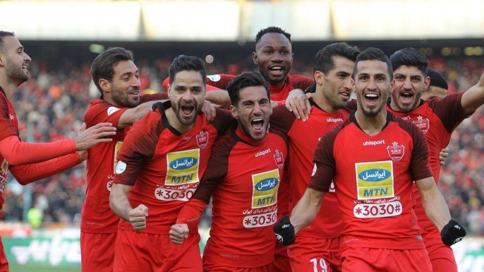 پرسپولیس همچنان بهترین تیم ایران