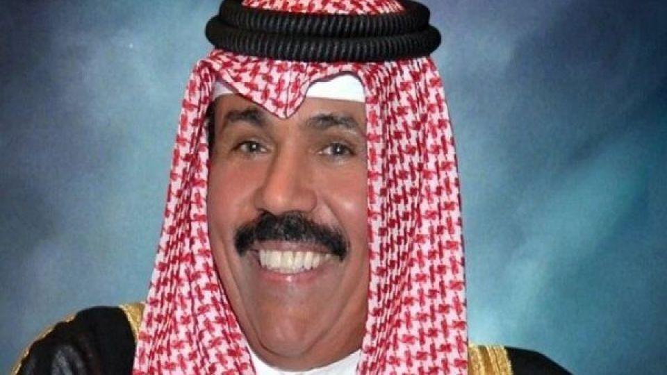 شیخ نواف الاحمد الجابر الصباح امیر کویت شد
