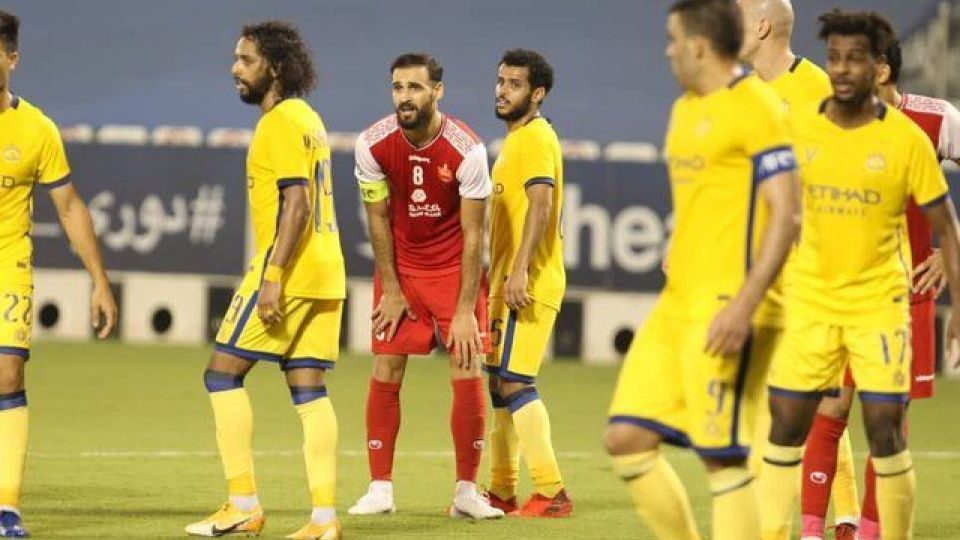 النصر از لیگ قهرمانان آسیا محروم می شود