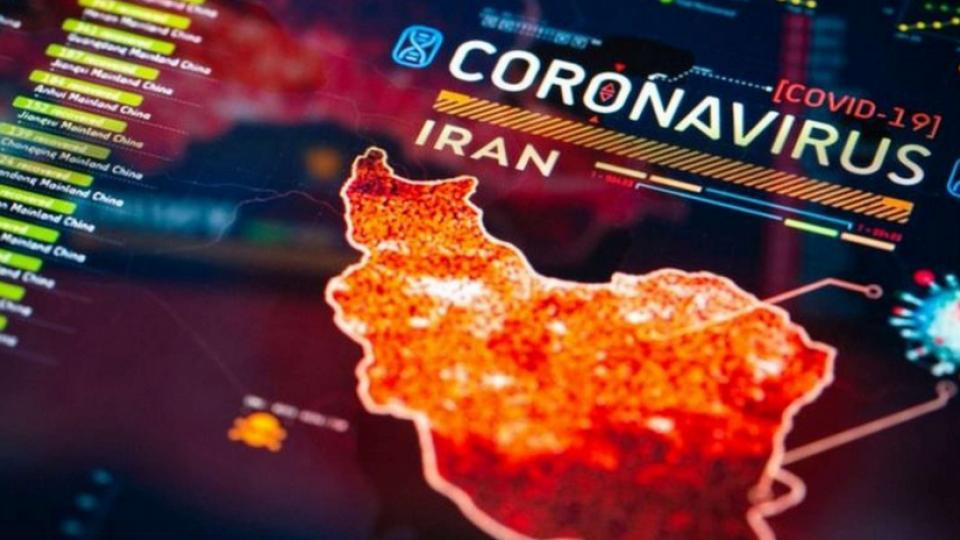 اعداد ترسناک کرونا در ایران تنها طی یک هفته + نمودار