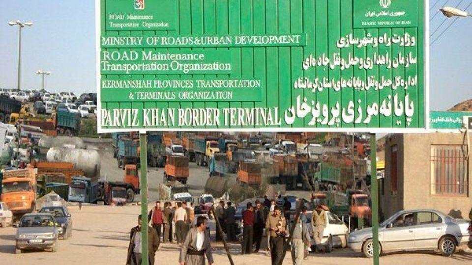 توقف ۱۱۰۰ کامیون سیب زمینی در مرز پرویز خان