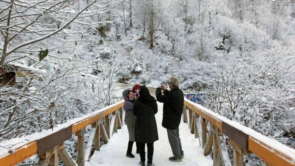 آغاز بارش ۴ روزه برف و باران در کشور