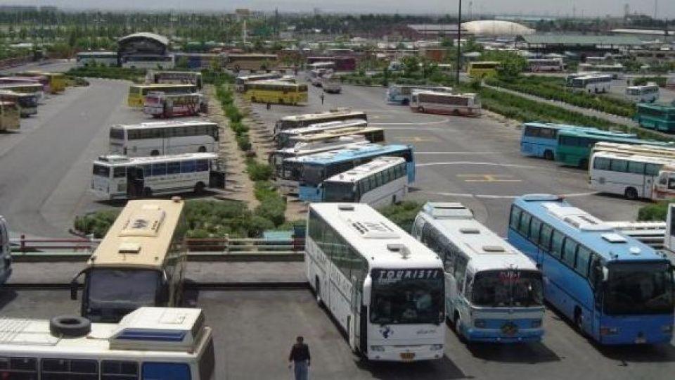 قیمت بلیط اتوبوس در نوروز افزایش مییابد؟