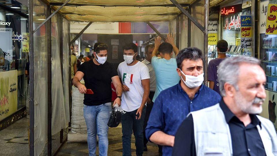 افزایش شمار مبتلایان کرونا در تهران