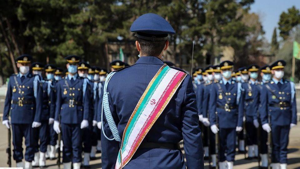 ورود پیکر خلبان شهید بیکمحمدی به تهران
