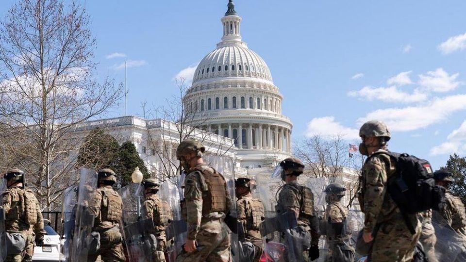 حمله به ساختمان کنگره آمریکا
