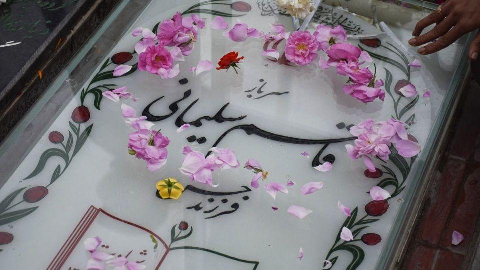 مراسم جزخوانی قرآن کریم درماه مبارک رمضان