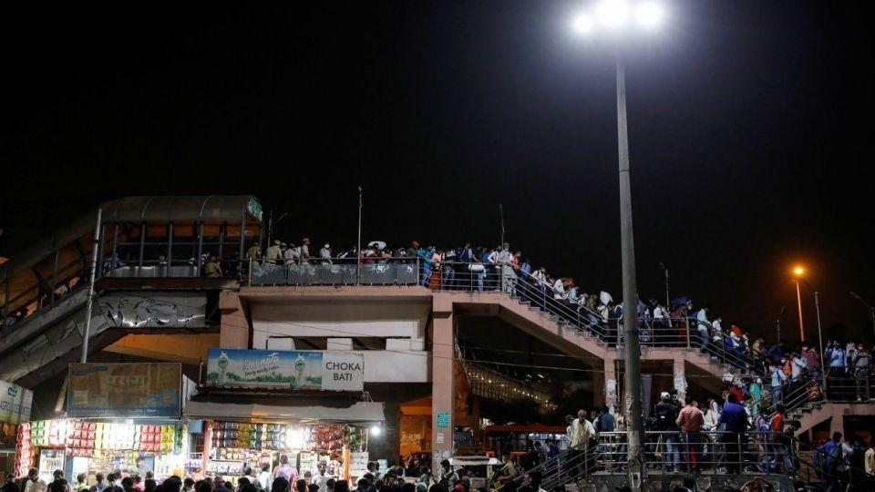طوفان مرگبار کرونا - هند