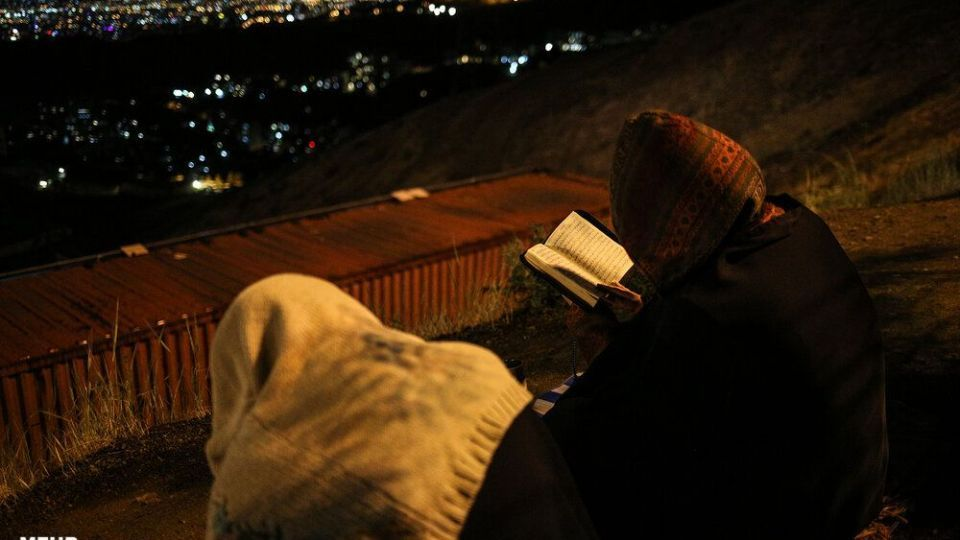 شب قدر نوزدهم ماه رمضان در کهف الشهدا
