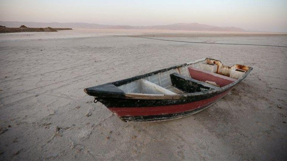بزرگترین خشکسالی نیمقرن