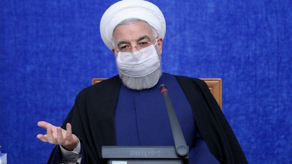 روحانی: تا پایان تیرماه 13میلیون نفر در کشور واکسینه خواهند شد