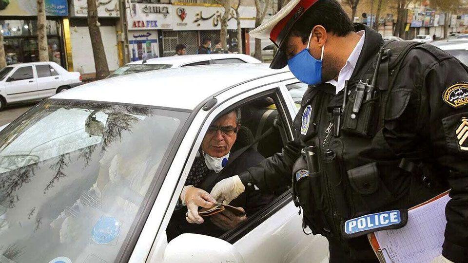 جریمه یک میلیون تومانی برای تردد بین شهری تعطیلات عید فطر / اعمال قانون یک میلیون خودرو در طرح محدودیت شبانه
