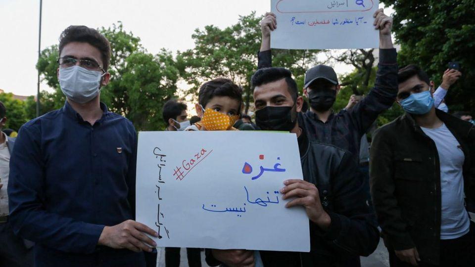 تجمع مردمی حمایت از غزه - تبریز