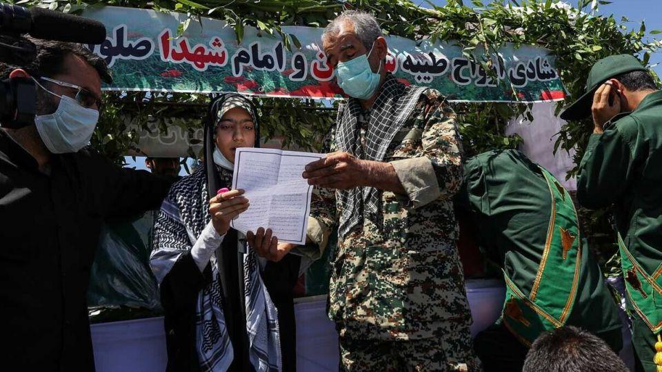 تشییع شهید مدافع حرم «سعید مجیدی»