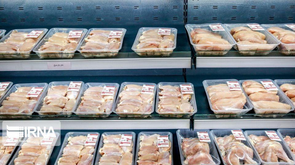 گوشت مرغ، صدرنشین جدول افزایش قیمت در اردیبهشت 1400 شد