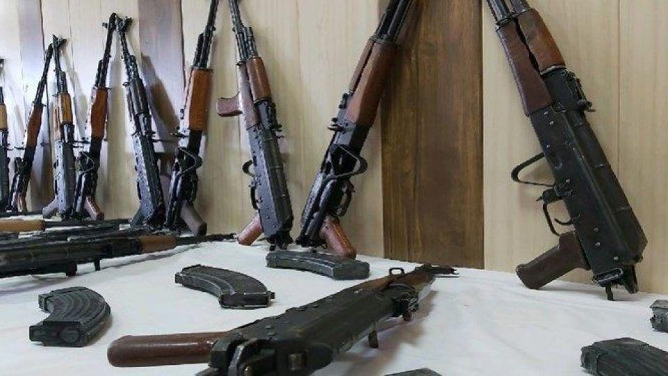 دستگیری سرکرده باند قاچاق سلاح و مهمات در هویزه