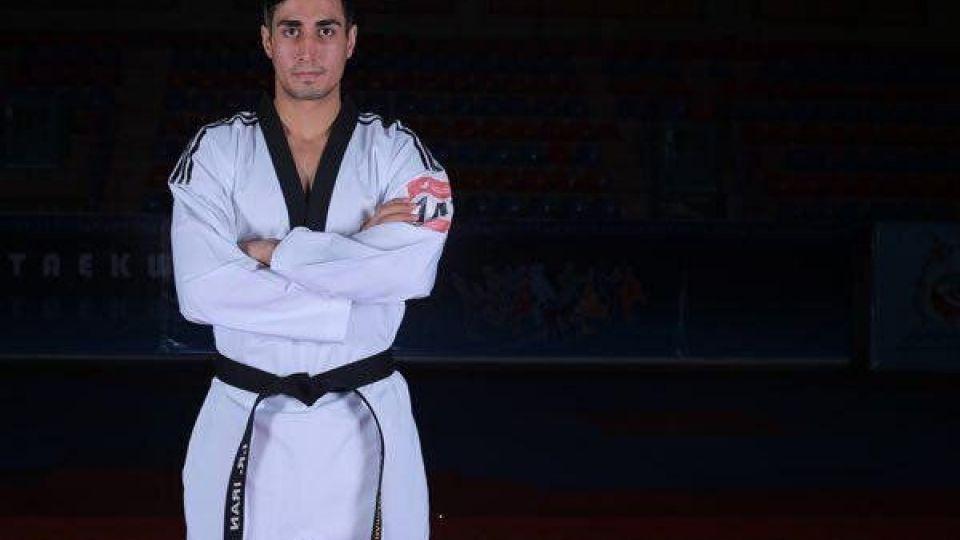 سجاد مردانی طلسم طلا را شکست / جمع مدالهای ایران به عدد 12 رسید