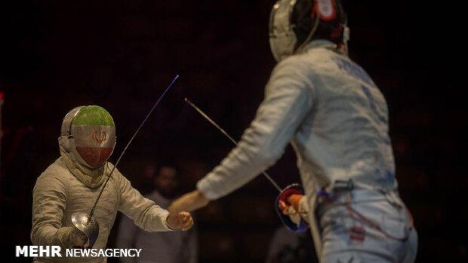 ایتالیا نخستین حریف شمشیربازان ایران در المپیک توکیو / ملی پوش چهارم هنوز مشخص نیست