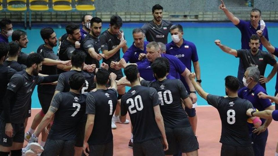 تشریفات آزاردهنده برای والیبالیست های ایرانی در ژاپن