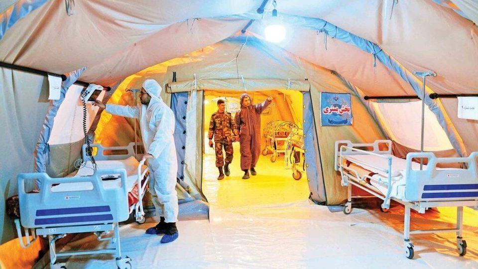 پایتخت در یک قدمی برپایی بیمارستانهای صحرایی!