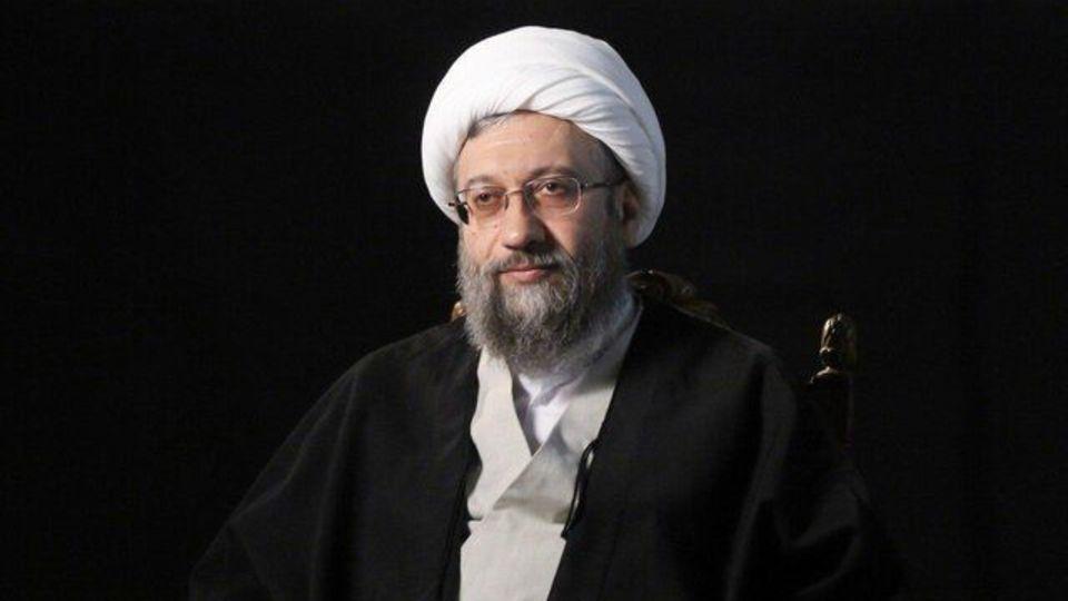 پیام تسلیت آملی لاریجانی به مقام معظم رهبری