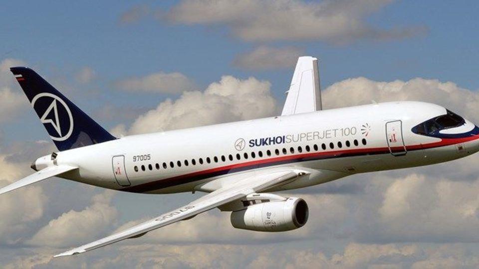 توافق هوانوردی جدید روسیه با ایران؛ سوپرجت تمام روسی در راه ایران