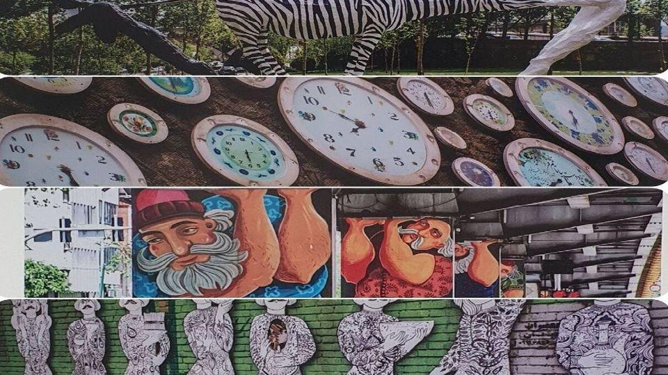 جلوههای هنر شهری ایران در پایتخت برزیل