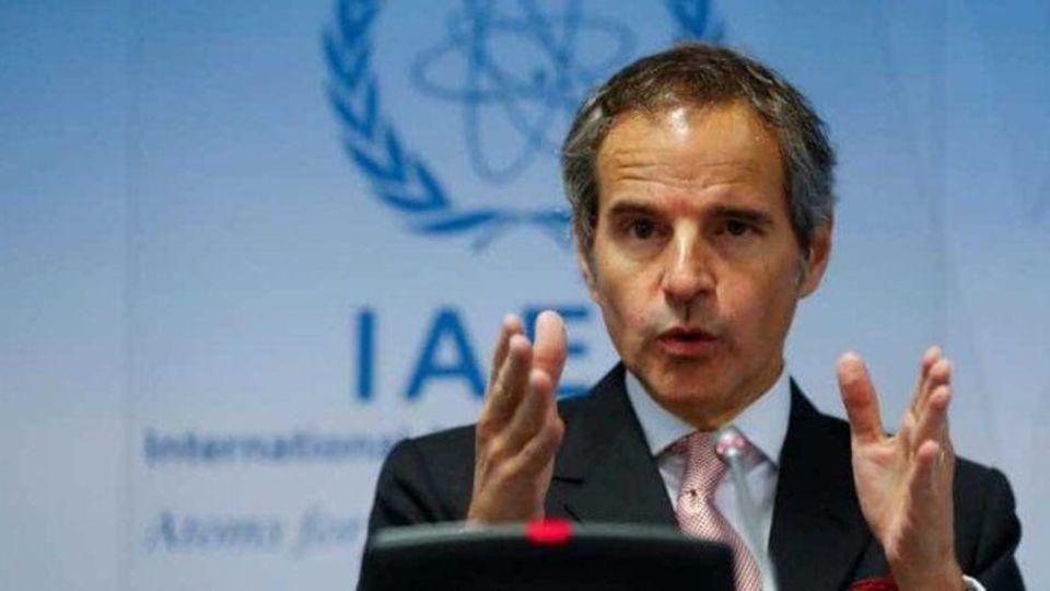 گروسی: حمله به تاسیسات هسته ای باید محکوم شود