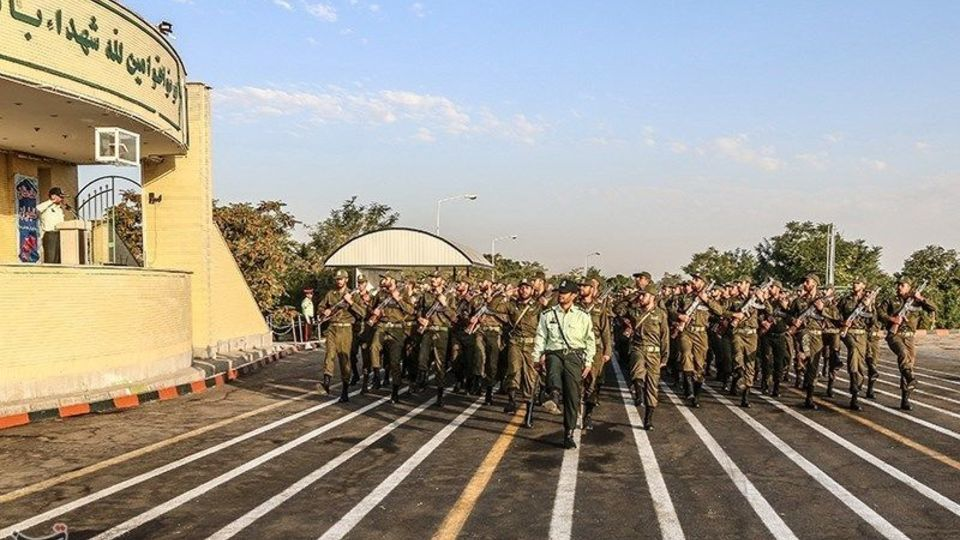 مدت آموزشی سربازی 6 هفته شد