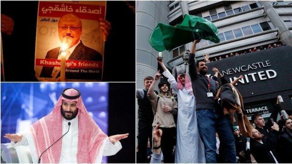 برنامهریزی برای اعتراض به حضور سعودیها در لیگ جزیره