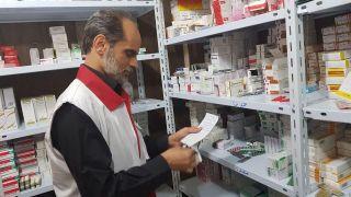 هیچ کمبود دارویی در اربعین ۹۶ نداریم/ پیش بینی ۳ انبار بزرگ دارویی برای تامین داروی پایگاه های نزدیک به مراکز درمانی در عراق