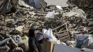 نتیجه تصویری برای کمک به بازسازی زلزله