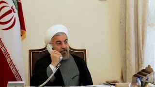 روحانی در تماس تلفنی با وزیر کار در چین؛ ضرورت دسترسی و اطلاع هرچه سریعتر از وضعیت خدمه نفتکش ایرانی