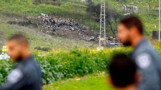 سرنگونی جنگنده اسرائیلی نقطه آغاز تغییر معادلات است/ گنبد آهنین اسرائیل نتوانست با موشک های سوریه مقابله کند