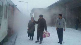 برف دیگری در راه است/آمادهباش قطارهای نجات