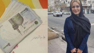 چهکسی به دختر خیابان انقلاب «تراول ۵۰ هزارتومانی» داد؟/ بازهم پای تاجزاده در میان است؟ +عکس