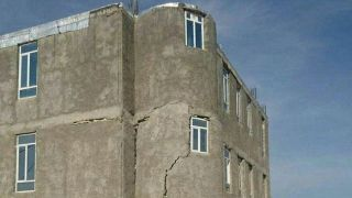 105 نفر آخرین شمار مصدومان زلزله سی سخت