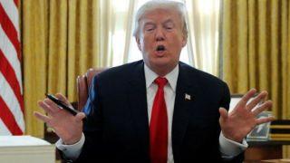 دستور ترامپ به وزرای آمریکایی: می توانید تحریم نفتی ایران را اجرایی کنید+متن دستور