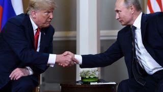 رویترز: ترامپ ادعای دخالت روسیه در انتخابات آمریکا را پذیرفت