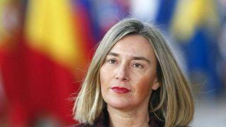 موگرینی: تجارت اروپا و ایران بخشی از حق تهران در برجام است