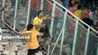 هوادار «چاقوکش» نفت مسجدسلیمان دستگیر شد +عکس و فیلم