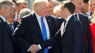 ماکرون با ترامپ و روحانی در سازمان ملل دیدار میکند