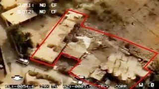 اعتراف تروریست های به تلفات سنگین در پی حمله موشکی + تصاویر