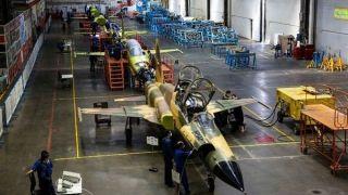 خط تولید انبوه «جنگنده کوثر» افتتاح شد
